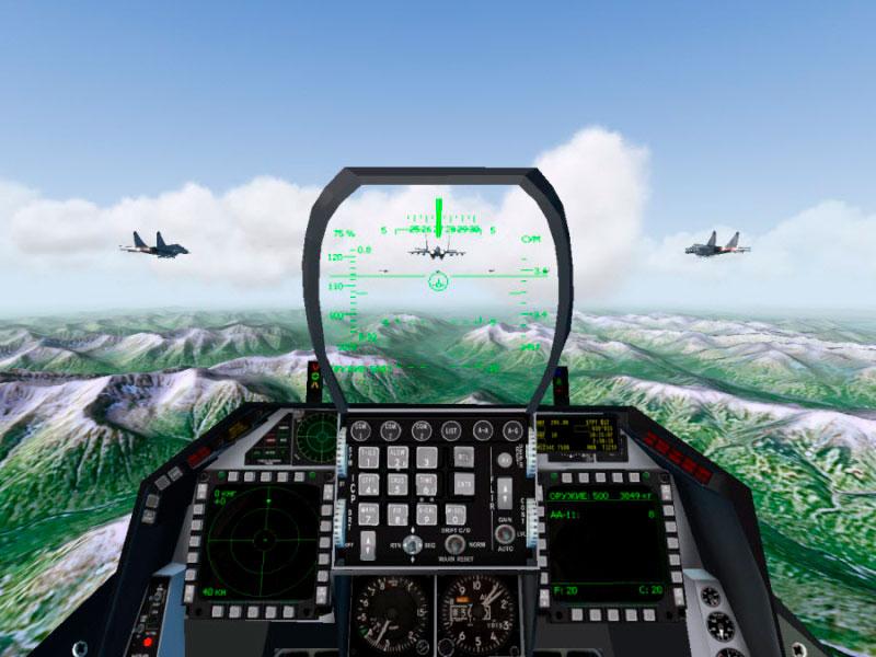 Симуляторы самолетов