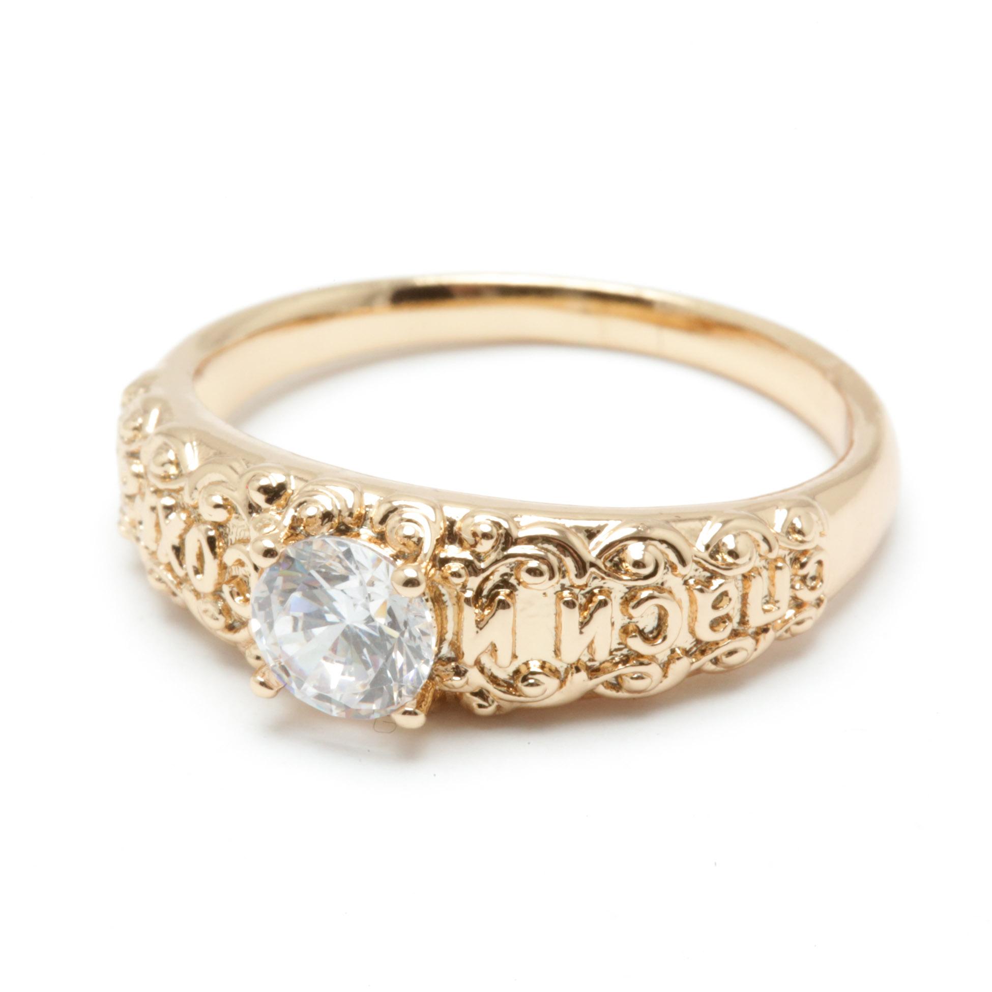Xuping кольца