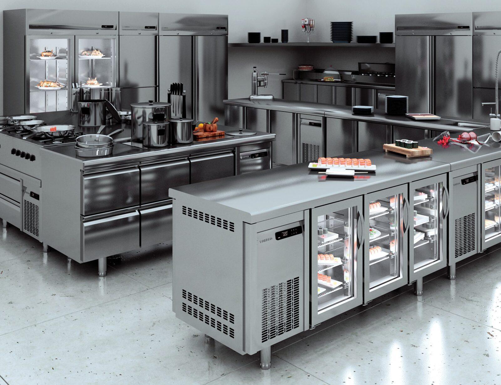 Кухонное оборудование: основные критерии выбора, какое оно бывает, что нужно о нем знать, как планировать площадь, где выбирать?