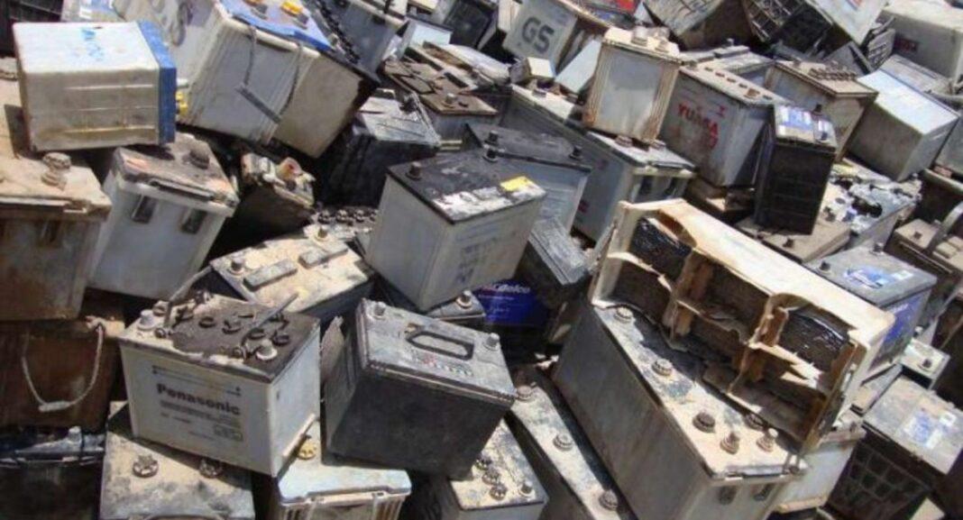 Как утилизировать старые аккумуляторы?
